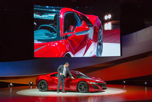 2016 acura nsx official specs pictures and performance reveal das2015 018