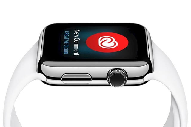 monitor and control your creative portfolio from apple watch with adobes apps adobe cloud notification