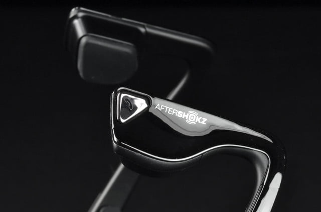 aftershokz bluez review bluetooth sync button