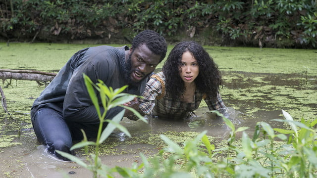 you dont know these tv genres the shows aldis hodge as noah and jurnee smollett bell rosalee in wgn americas underground wide