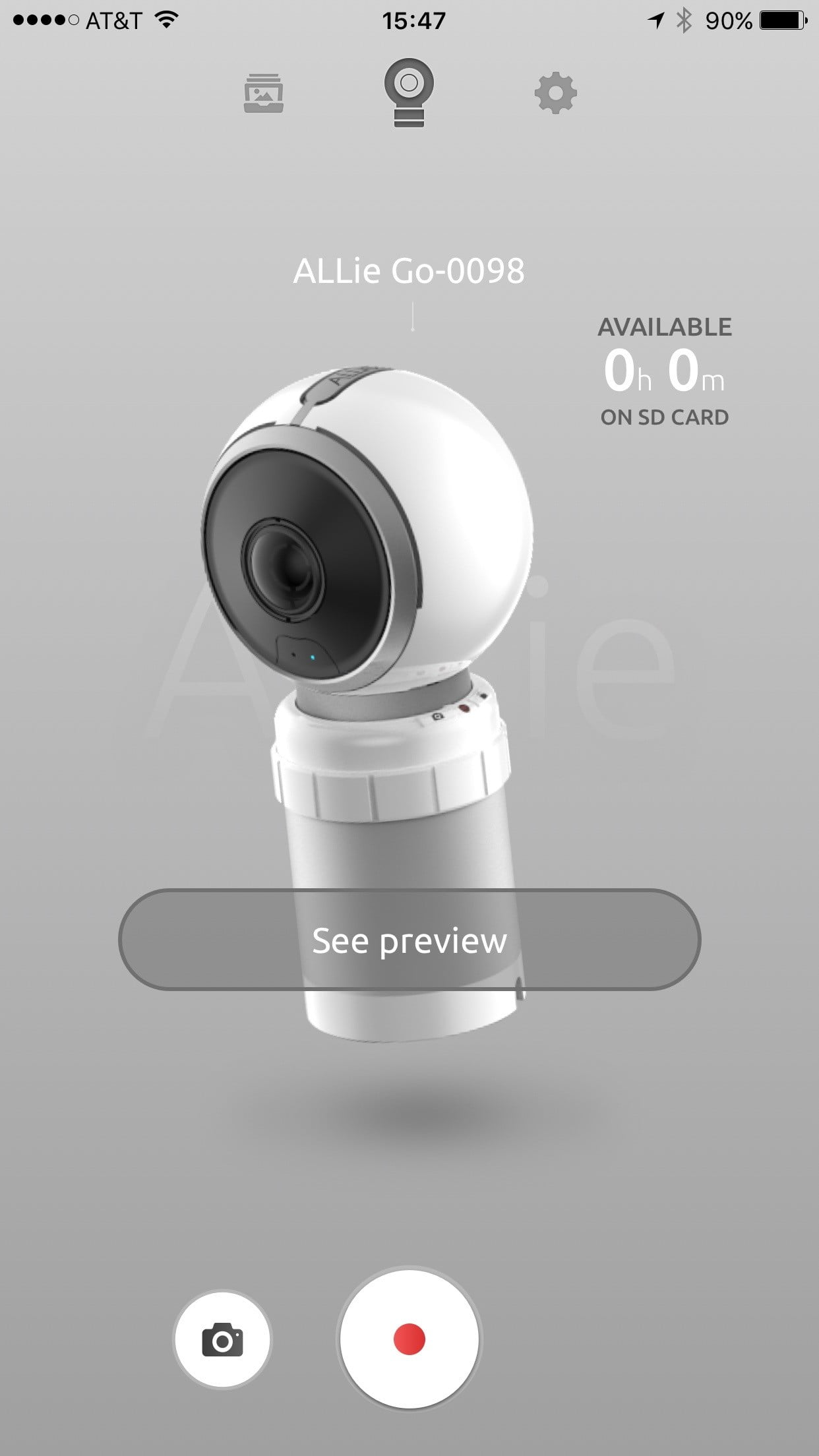 Allie 360 Camera Review | Digital Trends