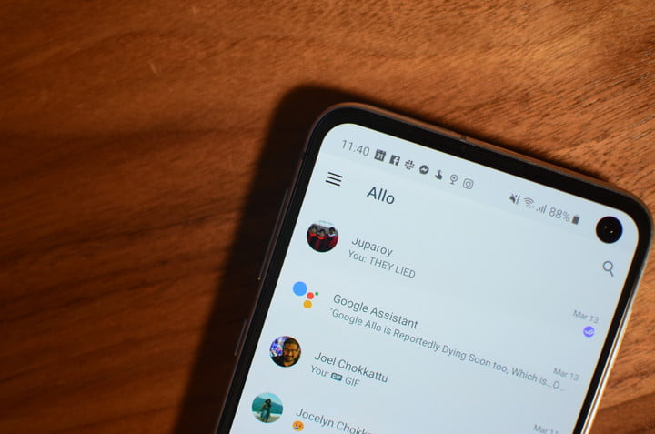 Hey Google, why did you kill off Allo, the best messaging app you made in years?