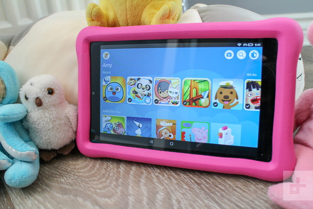 Amazon Fire HD 8 Kids Edition Review | Digital Trends