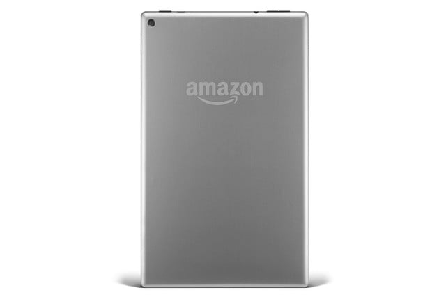 amazon fire hd 10 aluminum silver