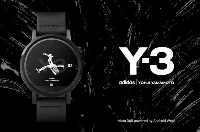 google brand name watch faces android wear y 3
