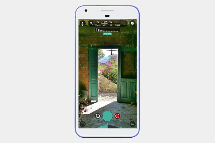 best raw camera apps android ios proshot