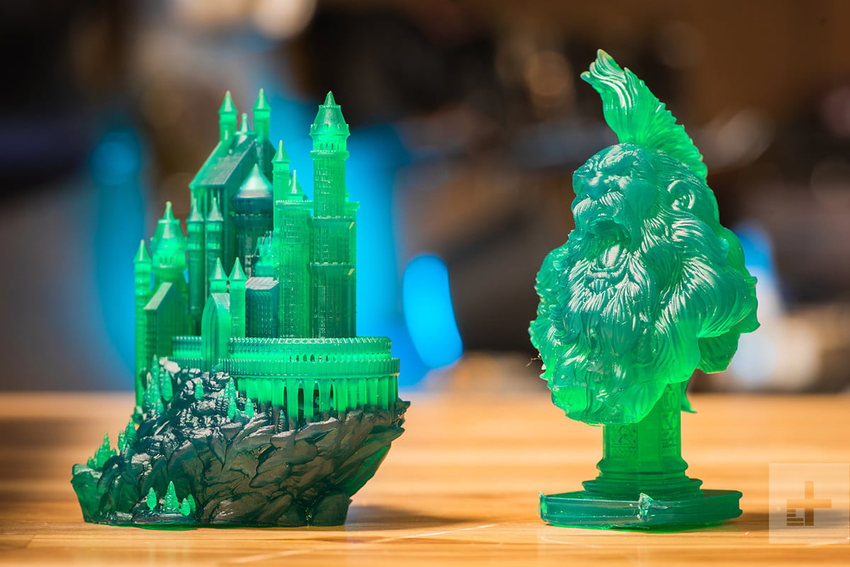 anycubic photon review 3d printer objects both