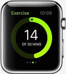 apple watch release news exercise