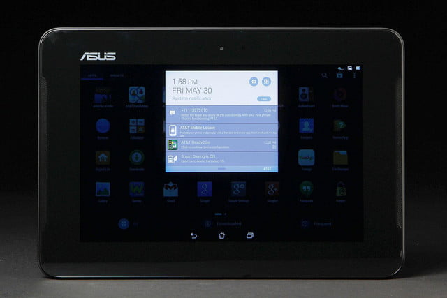 ASUS PadPhone Station dock front full 2