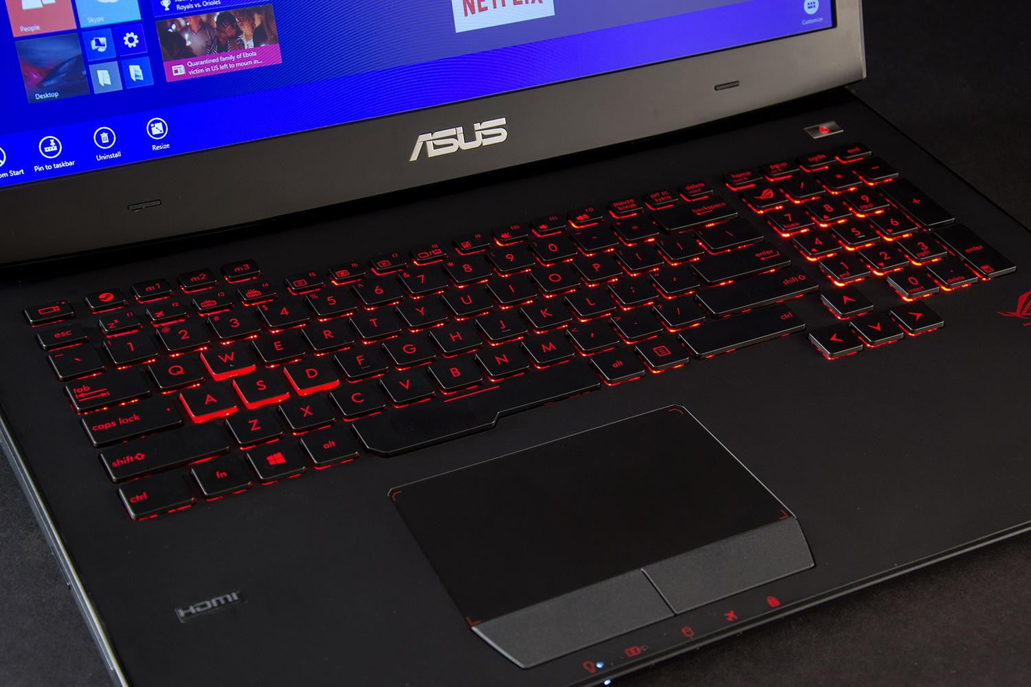 ASUS ROG G751JY Premium Gaming Laptop Review