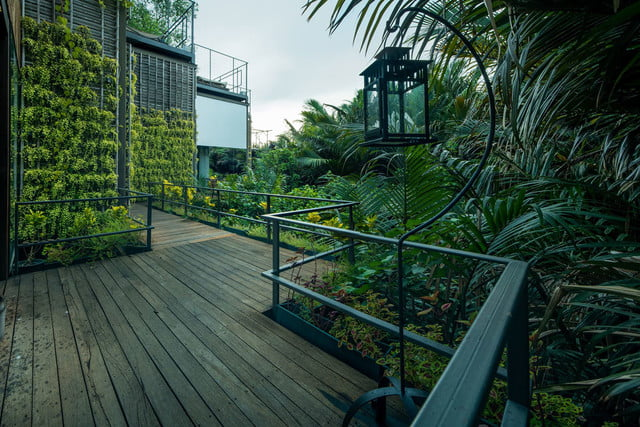 the bangkok tree house hotel lets guests sleep under stars resort 14