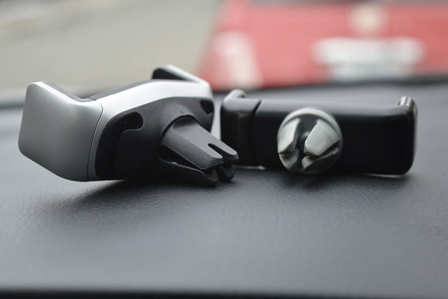 belkin car vent mount first impressions 04