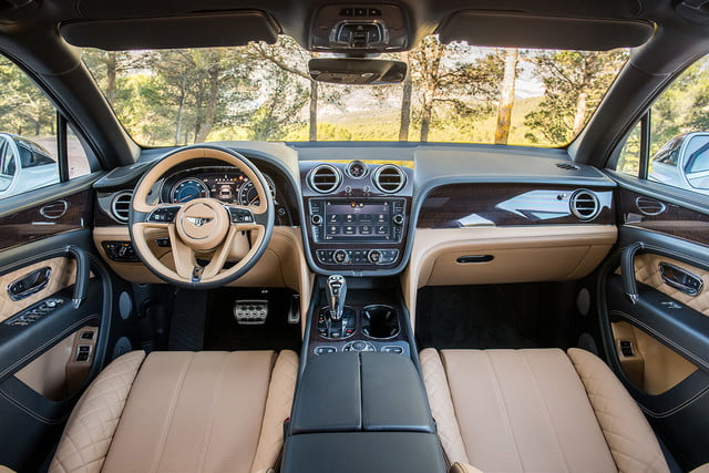 bentley engineering boss interview bentayga  11