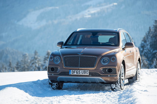 bentley engineering boss interview bentayga makes alpine debut in kitzbu  hel