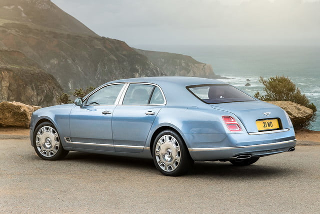 bentley engineering boss interview mulsanne 10