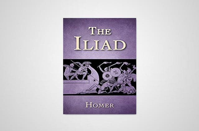 best free books for kindle the iliad