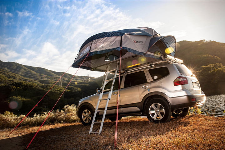 best rooftop tents iKamper Skycamp