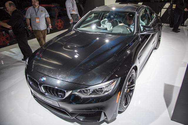 king back inline six bmw debuts new m3 m4 front angle
