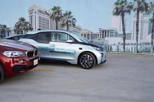 bmw automated parking technology ces 2015 remote valet 16