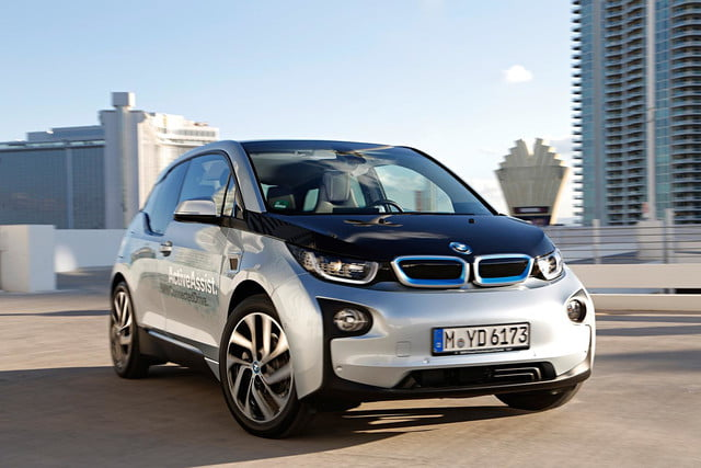 bmw automated parking technology ces 2015 remote valet 7