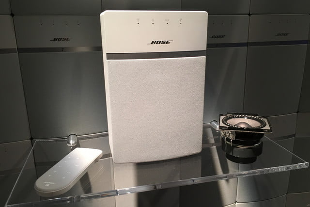 bose adds affordable but powerful bluetooth speaker to soundtouch wireless system soundtouch10 9