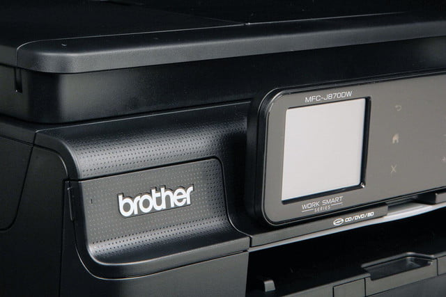 Brother MFC-J870DW front logo