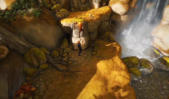 brothers a tale of two sons screenshot 2
