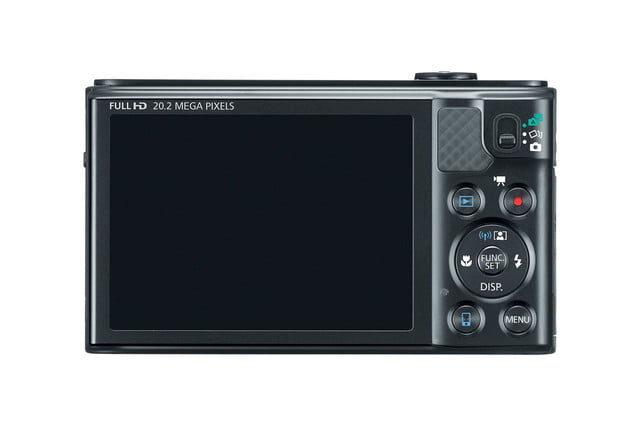 canon gives long zoom sx and compact elph series minimal refresh at 2015 ces powershot sx610hs black 2