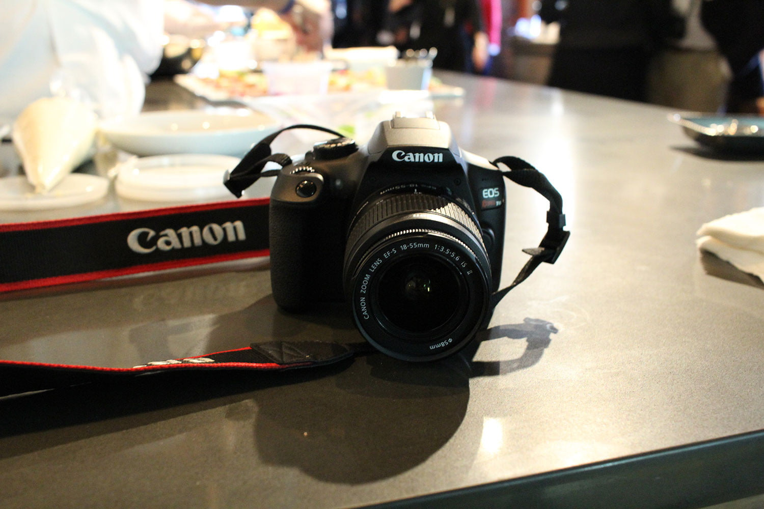 Canon Eos Rebel T6 Hands On Review Digital Trends 1300d With Lens 18 55mm Is Ii