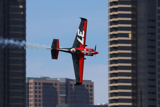photographing red bull air race canon t7i san diego 7