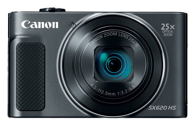 canon powershot sx620 hs efm 28mm speedlite 600ex rt hr sx620hs black front cl