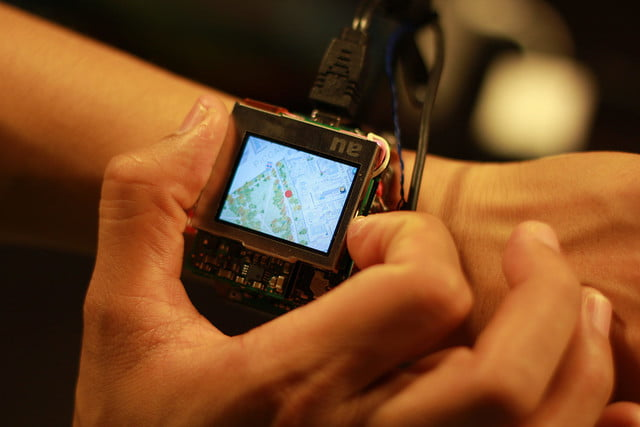 carnegie mellon research on smartwatch features prototype 009