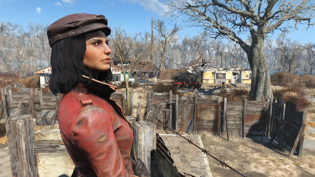 enter the wasteland without leaving home with our 5k screenshots from fallout 4 characters1
