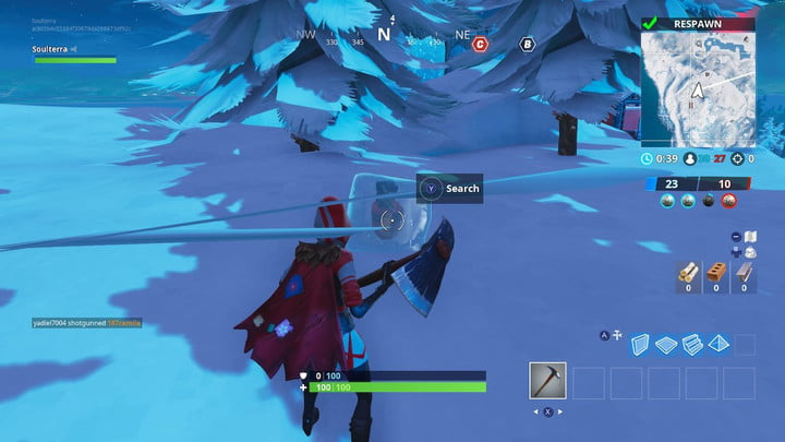Gnome 5   fortnite week 6 challenges fortnite search chilly gnomes season 7