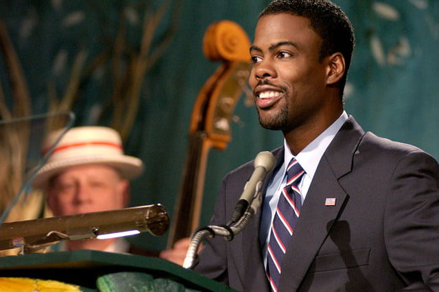 best presidents movie actors chris rock as president mays gilliam head of state