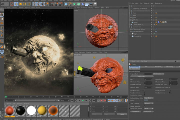 The Best 3d Modeling Software For Windows And Macos Digital Trends