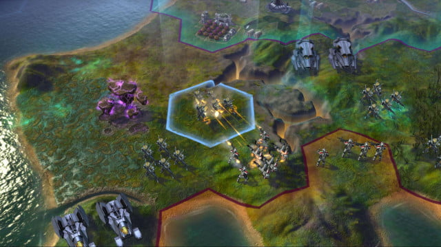 will first 250 turns civilization beyond earth shape screenshot 13