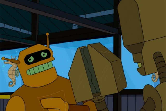 the 15 best futurama episodes clamps 1