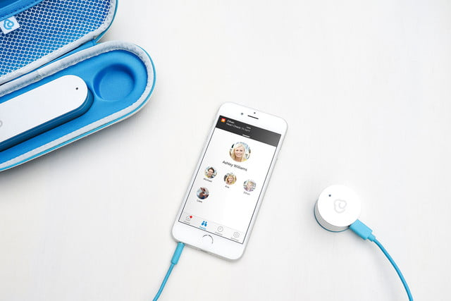 clinicloud smart stethoscope thermometer put doctors in your home digital trends. Black Bedroom Furniture Sets. Home Design Ideas