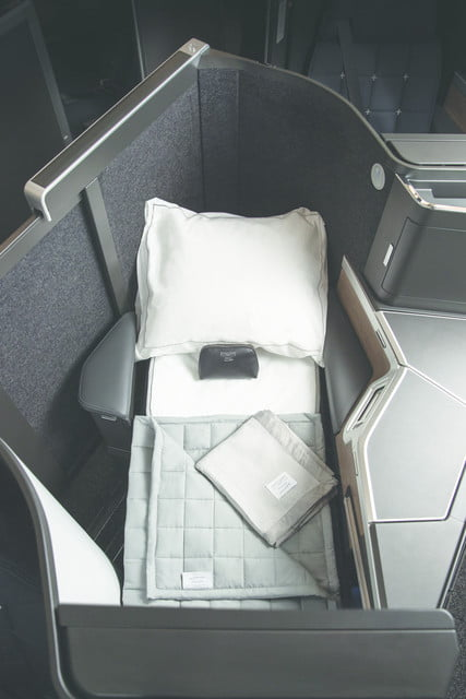 british airways new club suite for business class comes with a door 5