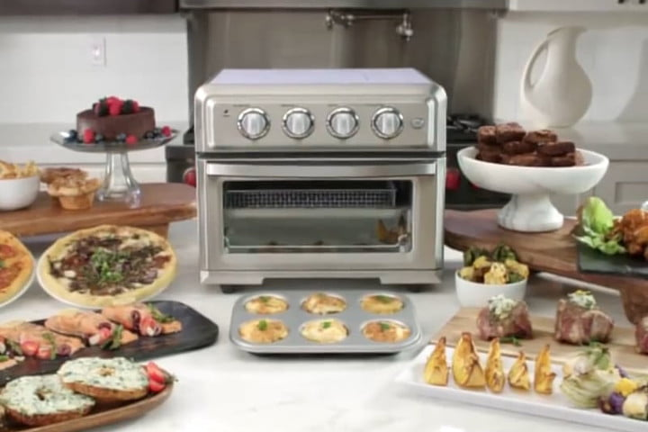 best air fryers cuisinart convection toaster oven fryer thumber