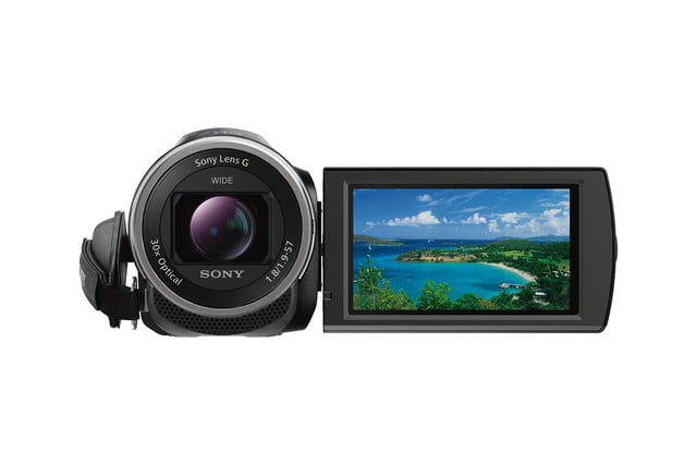 sony action cam and camcorders cx675 0007