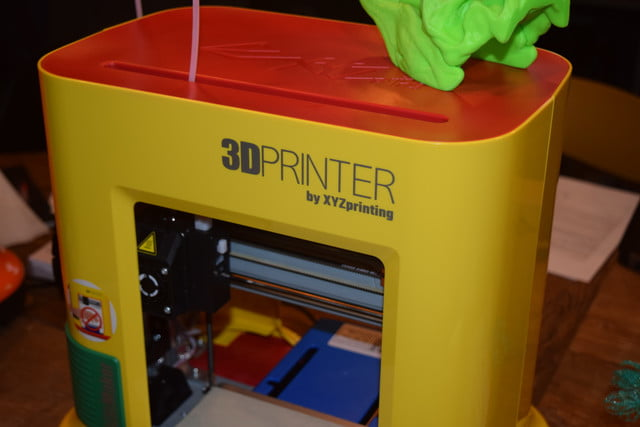 DaVinci Mini 3D printer