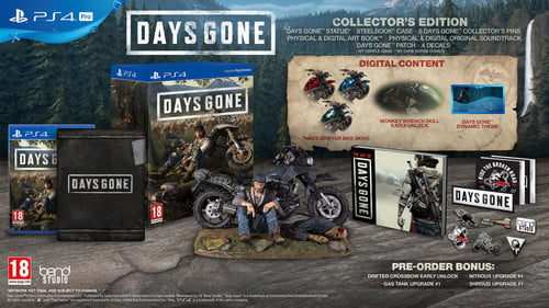 Days Gone: Everything We know About Gameplay, Multiplayer