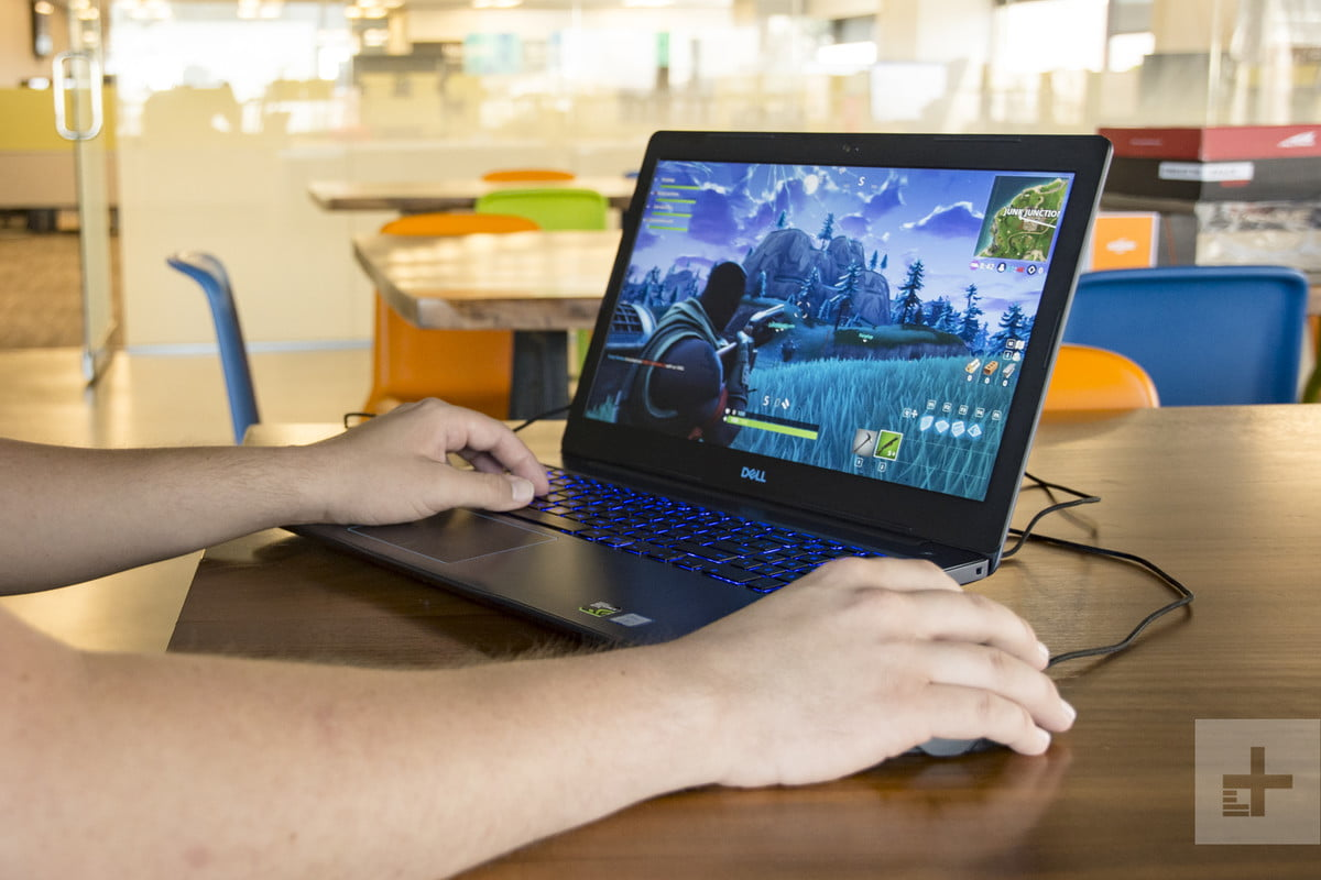 Dell G3 Gaming Laptop Review | Fortnite close up