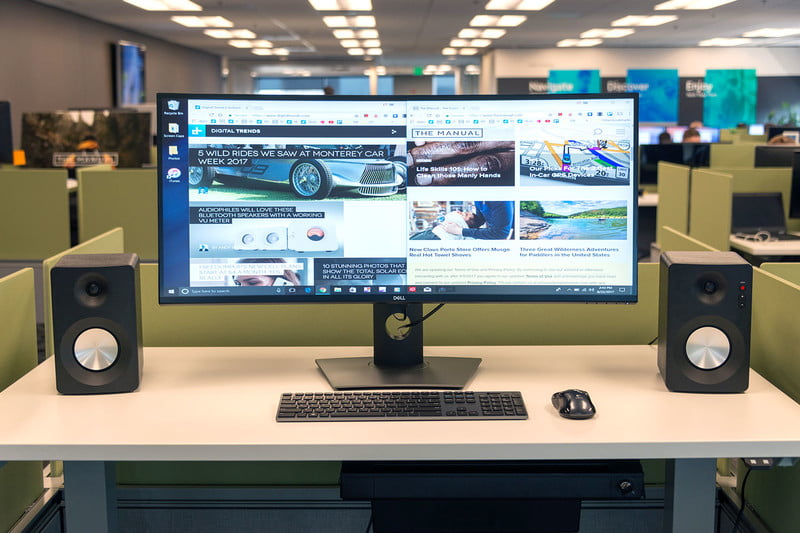 The Best Curved Monitors for 2019 | Digital Trends