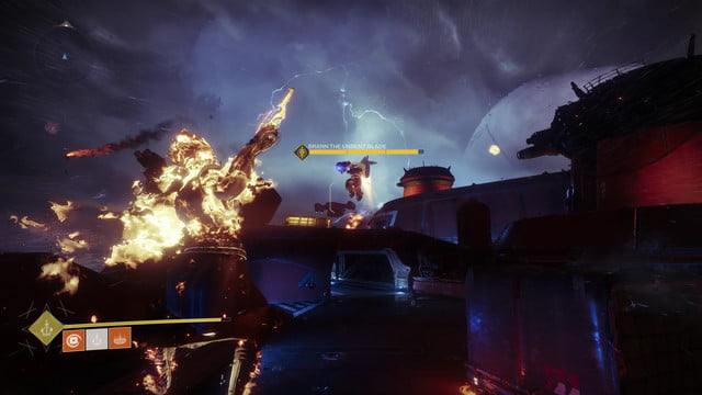 Destiny 2 4K screenshot