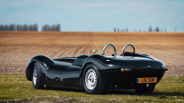 1958 lister knobbly contination for customer with wheell spinners