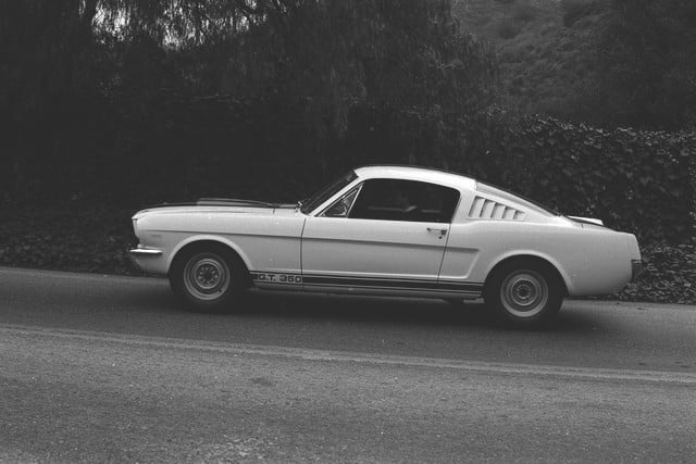 ford mustang history 1965 2