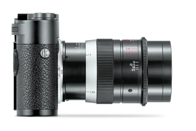 leica thumbar m 90mm launches 20000 11697 m10 thambar 90 right cmyk